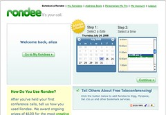 Rondee.com - Free Conference Call Service