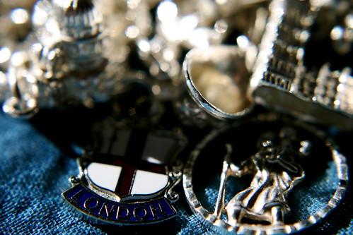 Charm Bracelet: London