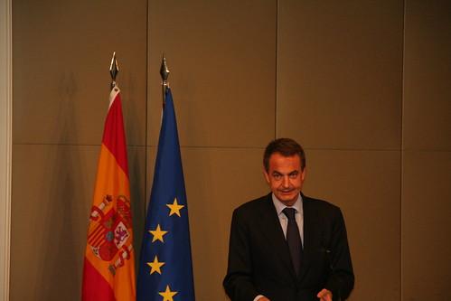 Comparecencia Jose Luis Rodríguez Zapatero Washington (by cfpereda)