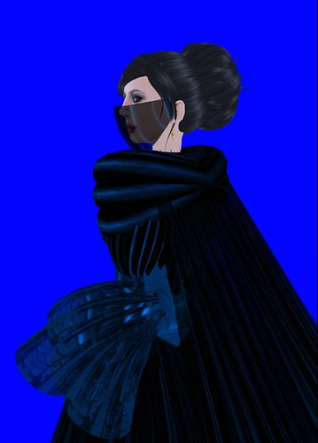 Gown_cape by you.