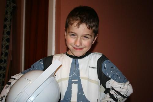 Clone Trooper Unveiled