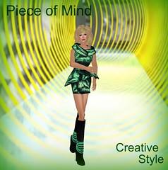 Piece of Mind Designer Spotlight Gift