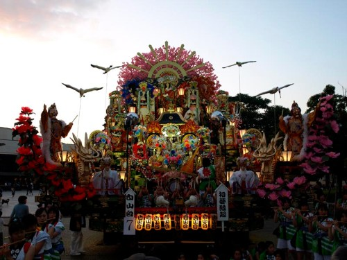 2007_三社大祭_白山台