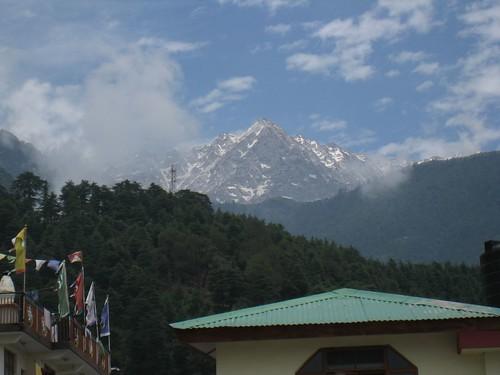 Mon Peak tops this view of the Dhauhladar Range