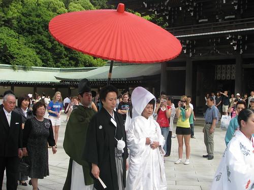 52 - Tokyo - Meiji Jingu (shrine) - 20080615