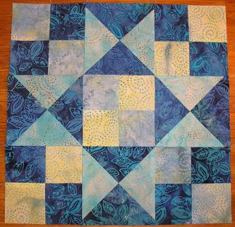 my blues block