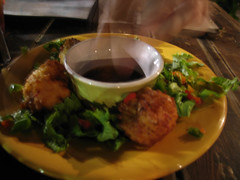 Fried Conch Balls