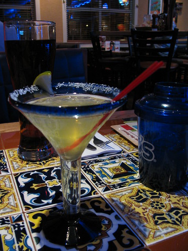 Margarita Monday at Chili's