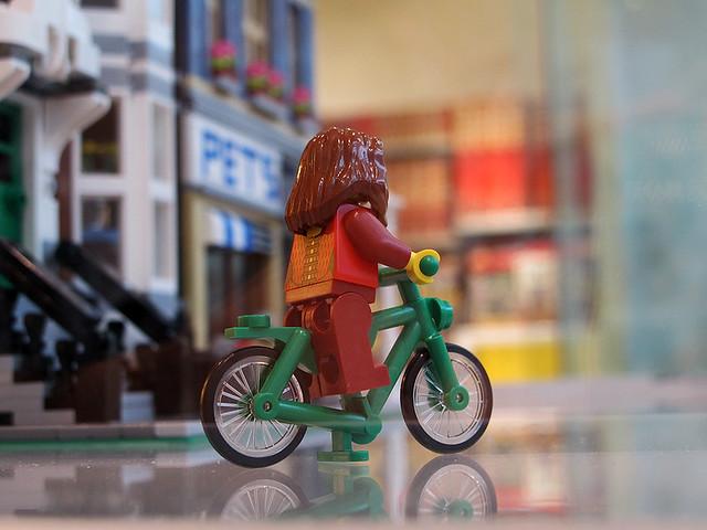 Lego Bike Rider