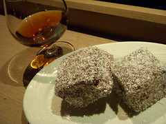 Chocolate Pavlova, Nelson Blue