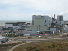 Dungeness nuclear reactor.