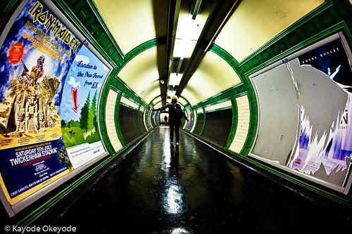 London Embankment Tunnel