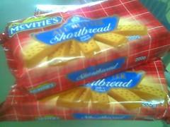 McVITIE'S Scottish shortbread
