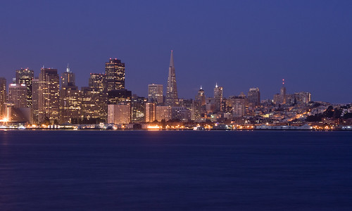 San Francisco skyline II
