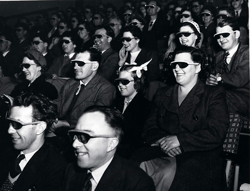 The Fifties in 3D