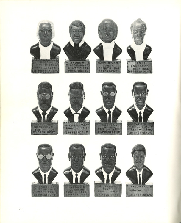 "Twelve of the ""Forty Presidents"""