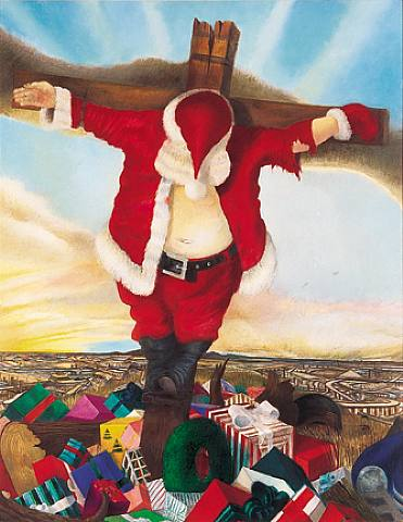 robert-cenedella-santa-claus