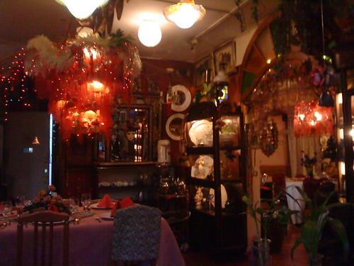 inside cafe juanita 2