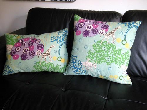 Echino Pillows