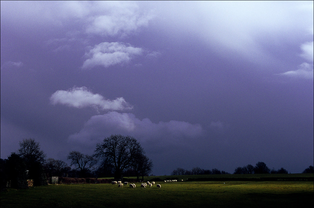 Threatening Sky (by Ron Layters)