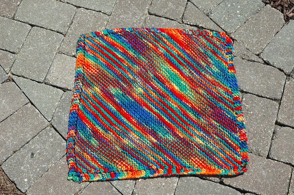 One Skein Mini Blanket