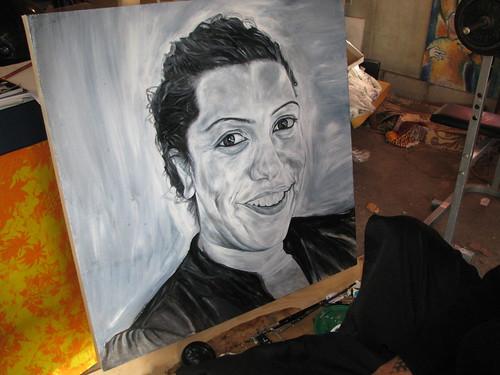 Portrait of Ema Tavola