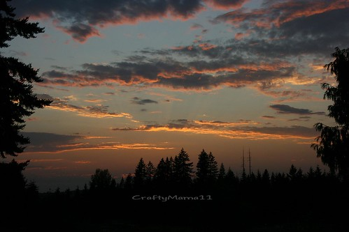 Sunset 8-6-08