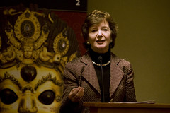 Mary Robinson, former President of Ireland