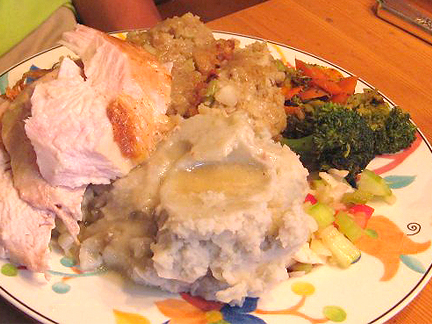 """Not Your Grandma's Thanksgiving"" MyLastBite.com"