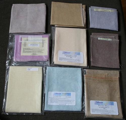 Fabrics for trade