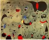Joan Miró. Nocturne, 1940.