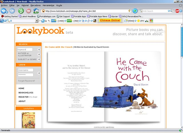 lookybook