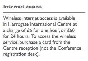 HEA internet non access
