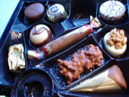 More German chocolate
