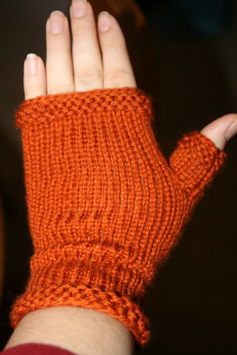 Toasty Hands for Me