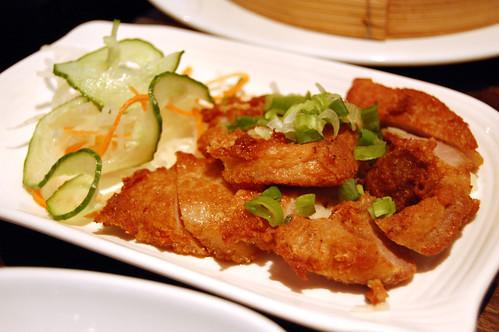 Shanghai Style Fried Pork Chop