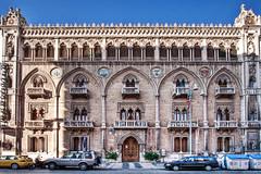 palazzo fizzarotti - bari / puglia, italia, it...