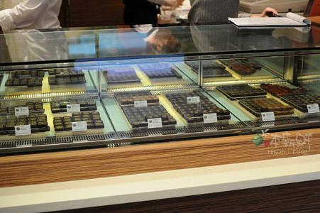 有瑪雅圖騰的傳統手工巧克力