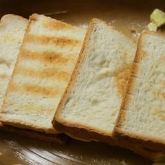 Toastbrot auslegen
