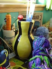 BumbleBee Coil Pot