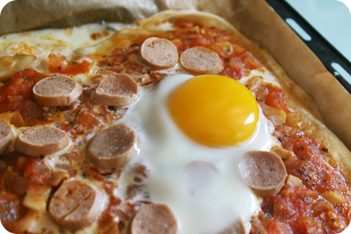 bullseye pizza