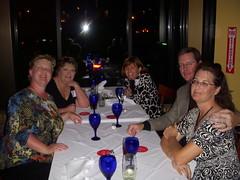 Reunion Dinner Friends
