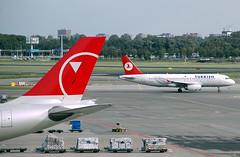 Turkish Airlines A320-232 TC-JPN