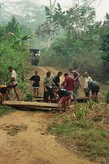 Une scène du Congo