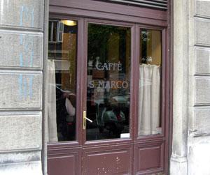 Trieste Caffè San Marco