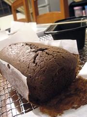 Nigella's Quadruple Chocolate Loaf Cake