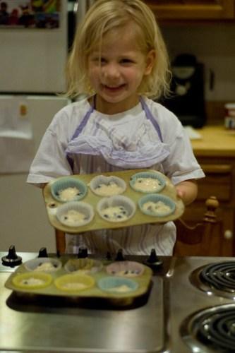 Proud baker!
