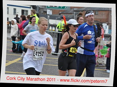 Cork City Marathon 2011