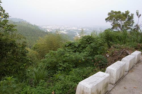 Overlooking Caotun