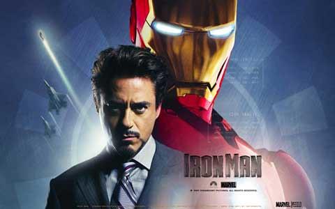 Iron Man por ti.